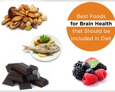 Best Foods for Brain Health