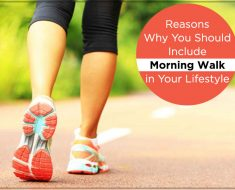 Reasons Why You Should Include Morning Walk in Your Lifestyle