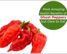Health Benefits of Ghost Peppers