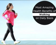 Most Amazing Health Benefits of Walking