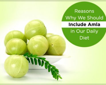 Reasons Why We Should Include Amla in Our Daily Diet