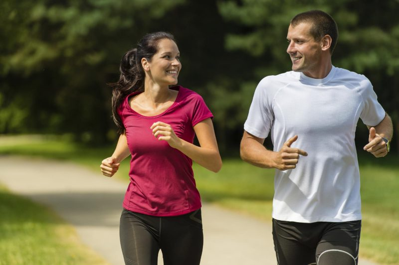 Inner Benefits of Jogging with Friends
