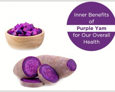 Inner Benefits of Purple Yam