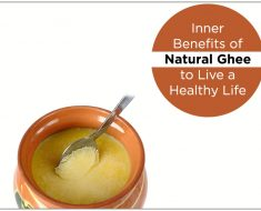 Inner Benefits of Natural Ghee