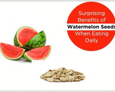 Surprising Benefits of Watermelon Seeds