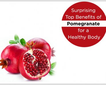Surprising Top Benefits of Pomegranate