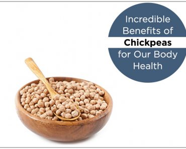 Incredible Benefits of Chickpeas