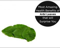 Most Amazing Health Benefits of Arbi Leaves