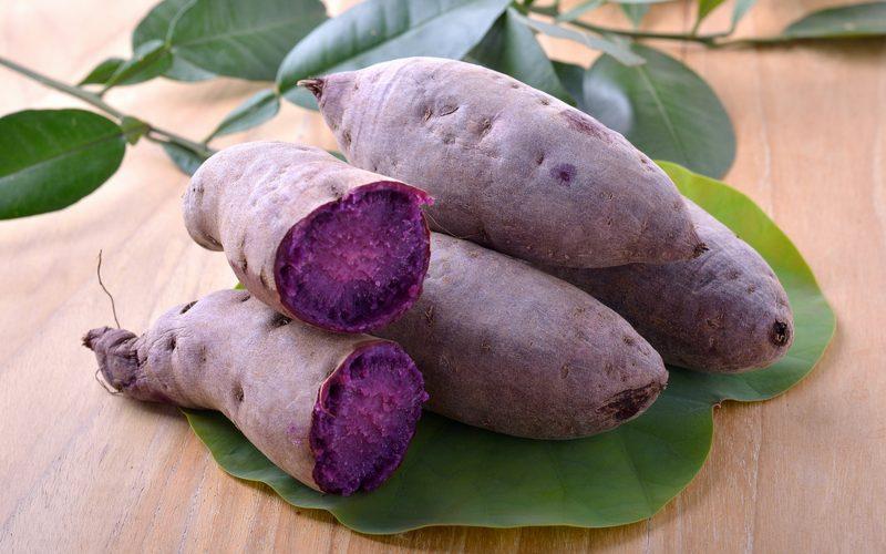 Inner Benefits of Purple Yam