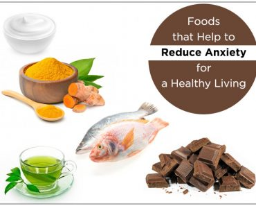 Foods that Help to Reduce Anxiety