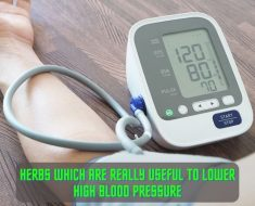 Herbs Which are Really Useful to Lower High Blood Pressure